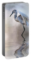 Juvenile Heron Portable Battery Charger
