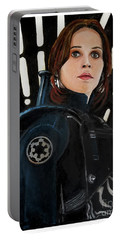 Jyn Erso Portable Battery Charger