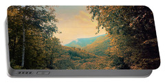 Kaaterskill Clove Portable Battery Charger by John Rivera