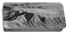 Kabul Mountainous Urban Sprawl Portable Battery Charger
