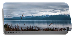 Kachemak Bay Pano Portable Battery Charger