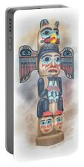 Kadjuk Bird Pole Portable Battery Charger