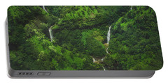 Kahili Falls Aerial Portable Battery Charger