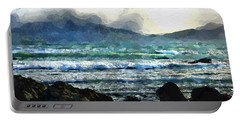 Kaikoura Seascape Portable Battery Charger
