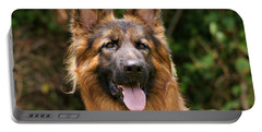 Kaiser - German Shepherd Portable Battery Charger