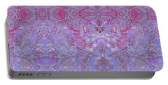 Kaleid Abstract Halo Portable Battery Charger