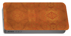 Kaleid Abstract Moroccan Portable Battery Charger