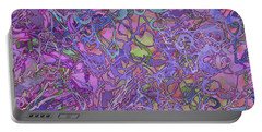 Kaleid Abstract Trip Portable Battery Charger