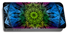 Kaleidoscope - Colorful Portable Battery Charger