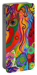 Kaleidoscope Eyes 2016 Portable Battery Charger