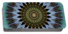 Kaleidoscope O Eleven Portable Battery Charger
