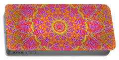 Kaleidoscopic Volpiana 1  Portable Battery Charger