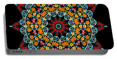 Portable Battery Charger featuring the digital art Kali Kato - 12 by Aimelle