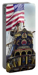 Kalmar Nyckel Tall Ship Portable Battery Charger