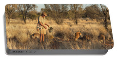 Kangaroo Sanctuary Portable Battery Charger