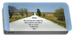 Kansas Road Portable Battery Charger