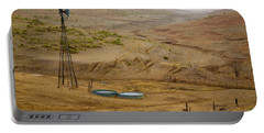 Kansas Watering Hole Portable Battery Charger