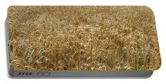 Kansas Wheat Portable Battery Charger