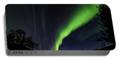 Kantishna Northern Lights In Denali National Park Portable Battery Charger