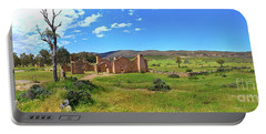 Portable Battery Charger featuring the photograph Kanyaka Homestead Ruins by Bill Robinson