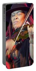 Karen Briggs 2017 Hub City Jazz Festival - In The Moment Portable Battery Charger