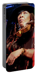 Karen Briggs 2017 Hub City Jazz Festival - Pause Portable Battery Charger