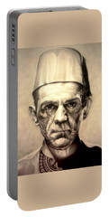 Karloff Portable Battery Charger by Fred Larucci