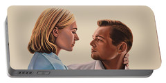 Kate Winslet And Leonardo Dicaprio Portable Battery Charger