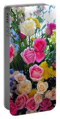 Kate's Flowers Portable Battery Charger