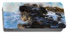 Kauai Rock Splash Portable Battery Charger