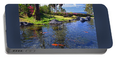 Kauai Serenity Portable Battery Charger by Marie Hicks
