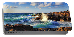 Kauai Surf Portable Battery Charger by Robert FERD Frank