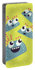 Kawaii Cute Candy Friends Portable Battery Charger