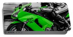 Kawasaki Ninja Zx-6r Portable Battery Charger