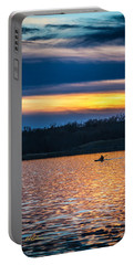 Kayak Sunset Portable Battery Charger