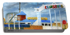 Keansburg Amusement Park Portable Battery Charger