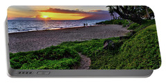 Keawakapu Beach Portable Battery Charger