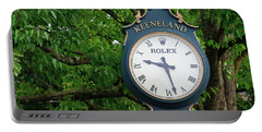 Keeneland Clock Portable Battery Charger