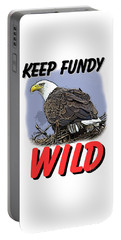 Keep Fundy Wild Portable Battery Charger