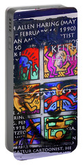 Keith Haring  Portable Battery Charger