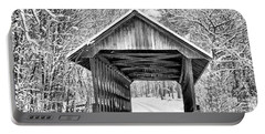 Keniston Covered Bridge  Portable Battery Charger