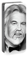 Kenny Rogers Portable Battery Charger