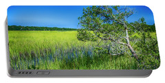 Kent Mitchell Nature Trail, Bald Head Island Portable Battery Charger