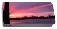Kentucky Dawn Portable Battery Charger by Sumoflam Photography