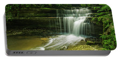Kentucky Waterfalls Portable Battery Charger