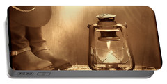 Kerosene Lamp Portable Battery Charger