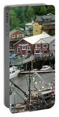 Ketchikan Portable Battery Charger by Russell Keating