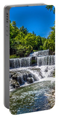 Keuka Outlet Waterfall Portable Battery Charger