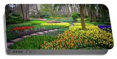 Keukehof Botanic Garden 2015 Portable Battery Charger