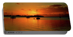 Key Largo Sunset Portable Battery Charger